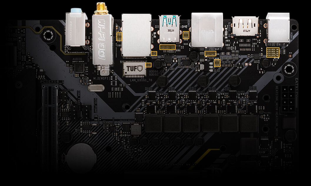 TUF Z390M-PRO GAMING (WI-FI) | Motherboards | ASUS Canada
