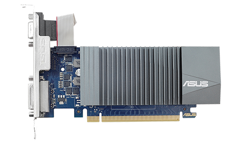 Image result for ASUS GeForce GT 710 2GB GDDR5 HDMI VGA DVI Graphics Card Graphic Cards GT710-SL-2GD5-BRK