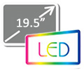 23-inch Full HD IPS LED Backlit Display