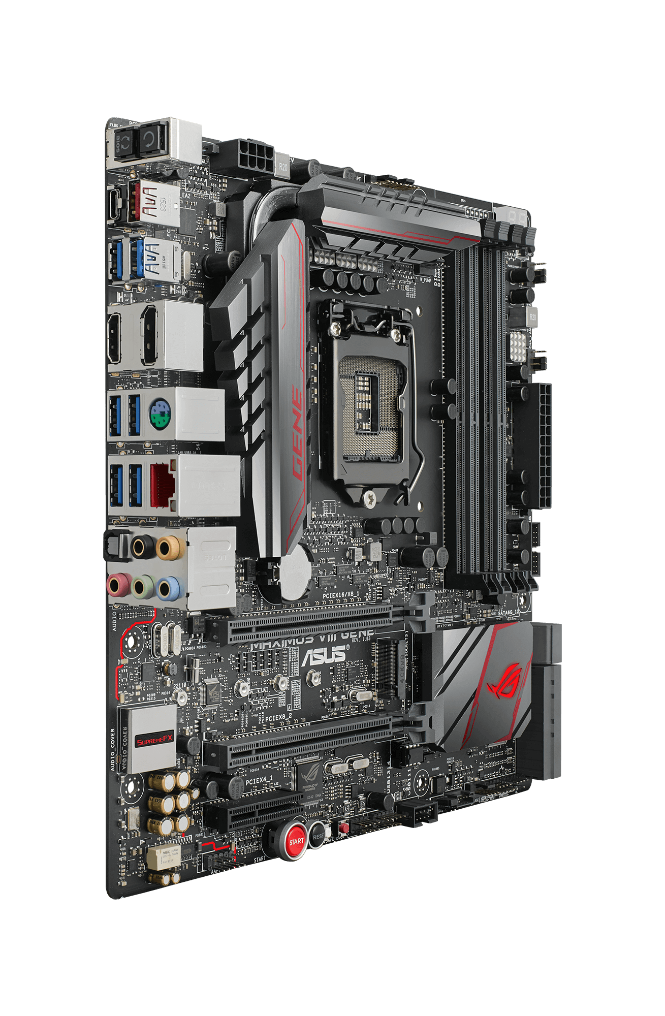 ASUS MAXIMUS VIII GENE Realtek Audio Driver PC