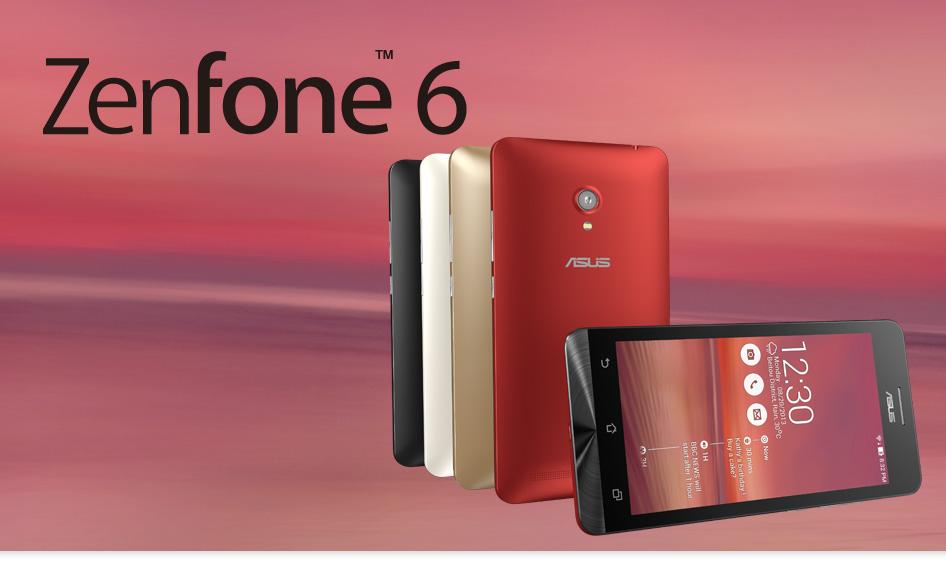 Asus Zenfone 6 RAW
