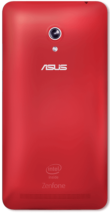 Zen Case Red