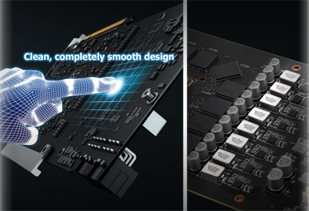 ASUS Radeon R7 240 OC edition 4GB GDDR5 low profile graphics