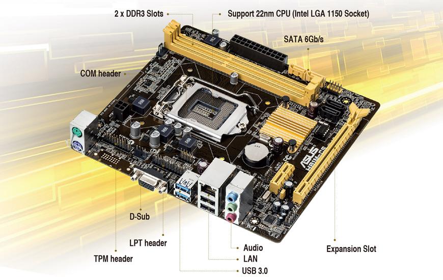 ASUS H81M-C/BR Intel USB 3.0 Drivers (2019)