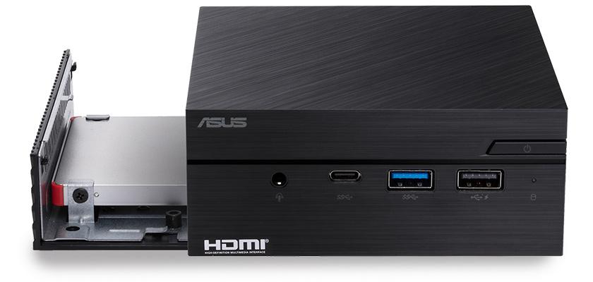 جهاز الكمبيوتر ASUSPRO PN40-Business صغير الحجم - windows 10-intel - 4k