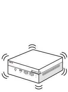 جهاز الكمبيوتر ASUSPRO PN40-Business صغير الحجم - الموثوقية