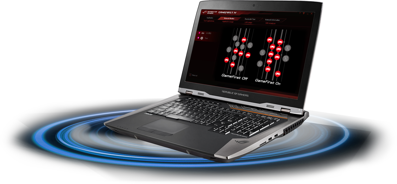 ASUS ROG G800VI Precision Touchpad Linux