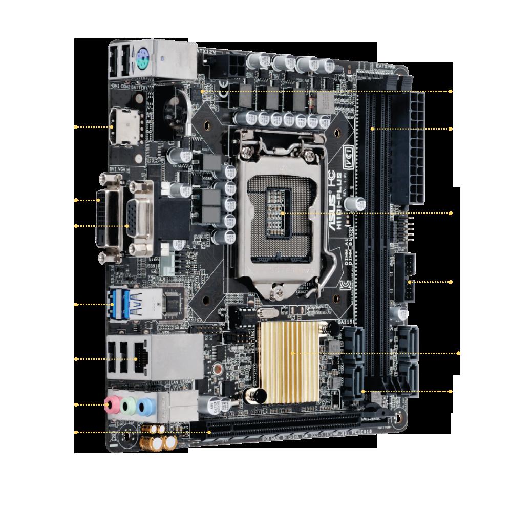 BIOS CHIP for ASUS H110M-K H110I-PLUS H110-PLUS