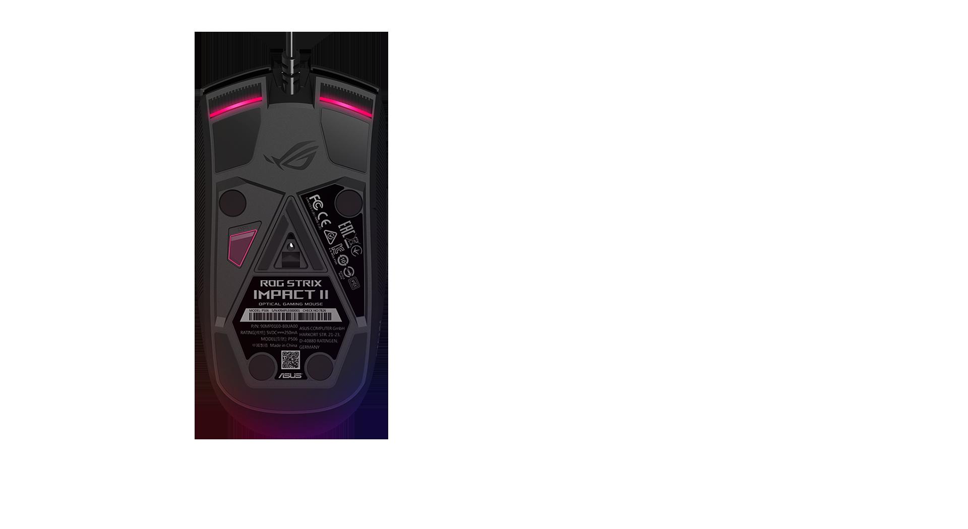 ROG Strix Impact II | Keyboards & Mice | ASUS Indonesia