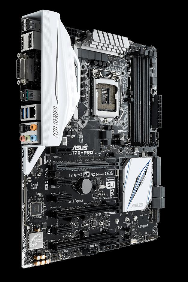 ASUS Z170-PRO Intel LAN Windows