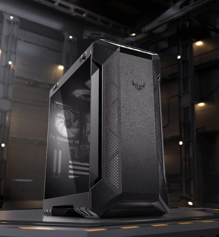ASUS TUF Gaming GT501 Mid-Tower Gaming Case 1