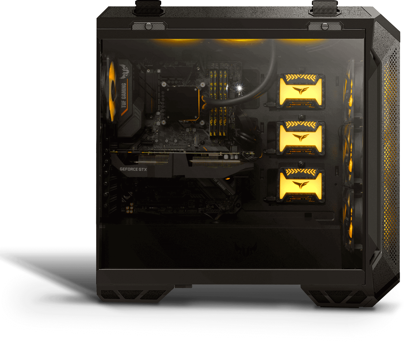 Tuf Gaming Gt501 Case Chassis Asus Sverige