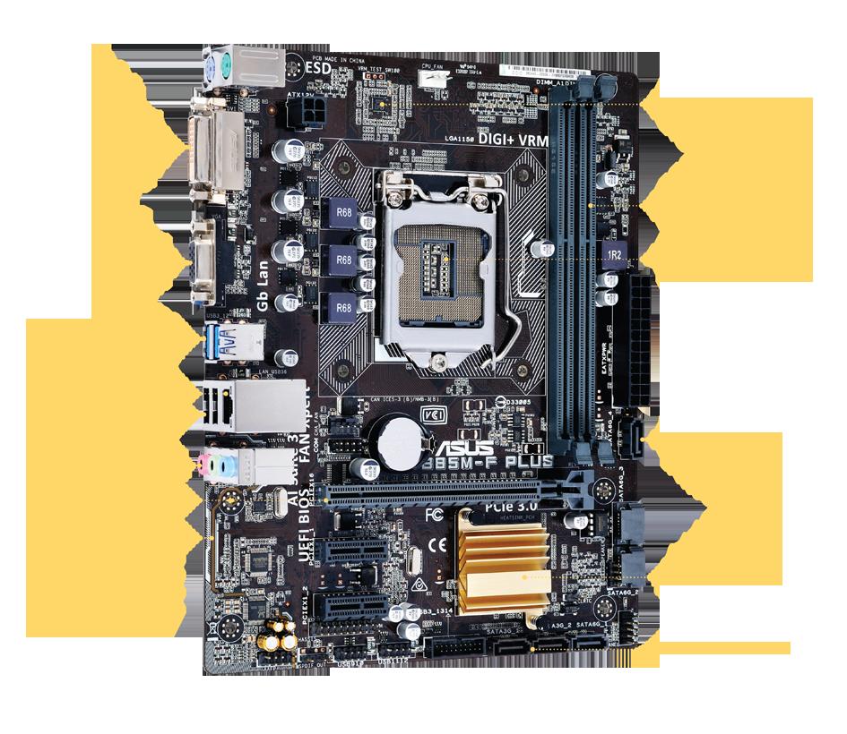 New Drivers: ASUS B85M-F PLUS Intel Graphics