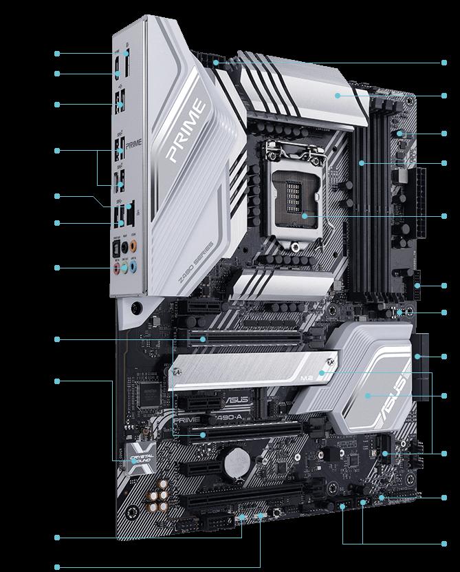 Prime Z490-A