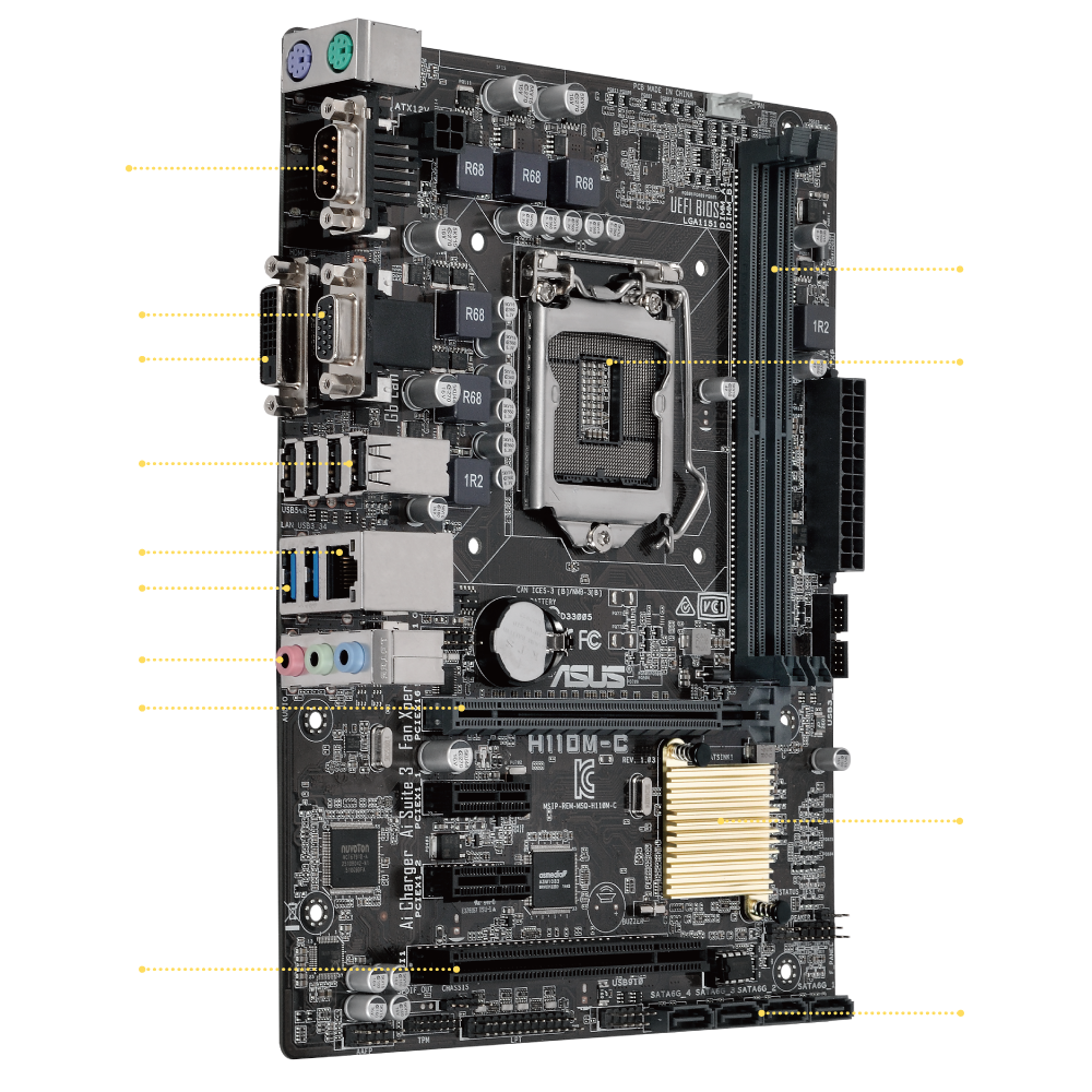 H110m C Csm Motherboards Asus Usa Mashpedia Top Videos About List Of 7400 Series Integrated Circuits