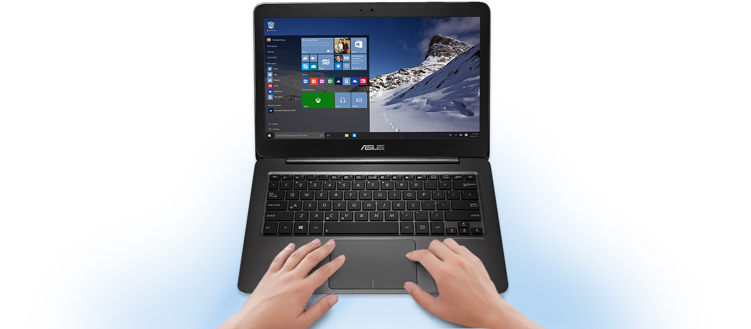 Drivers for ASUS ZenBook UX305UA ICE Sound