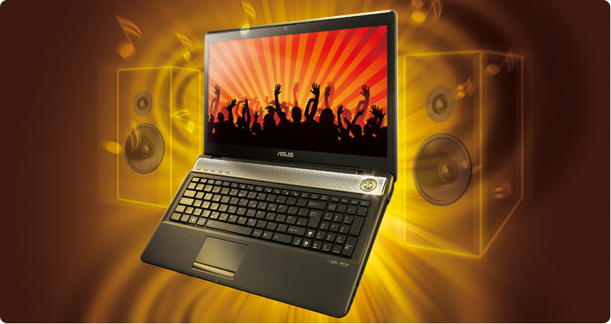 Asus N61DA Notebook Drivers for Windows Download