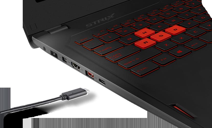 Junior Gamer jadi Master Gamer dengan Asus ROG Strix GL502VS Ram 64 GB 14