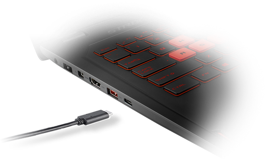 Barril Asus ROG GL502VS-GZ228T USB-C