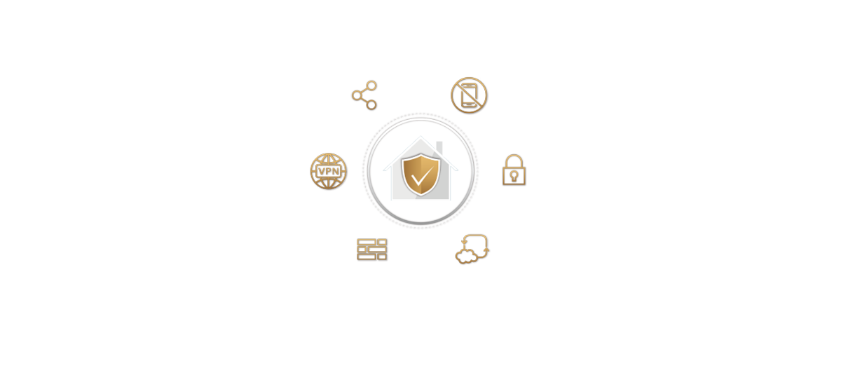 6 layers advanced network security