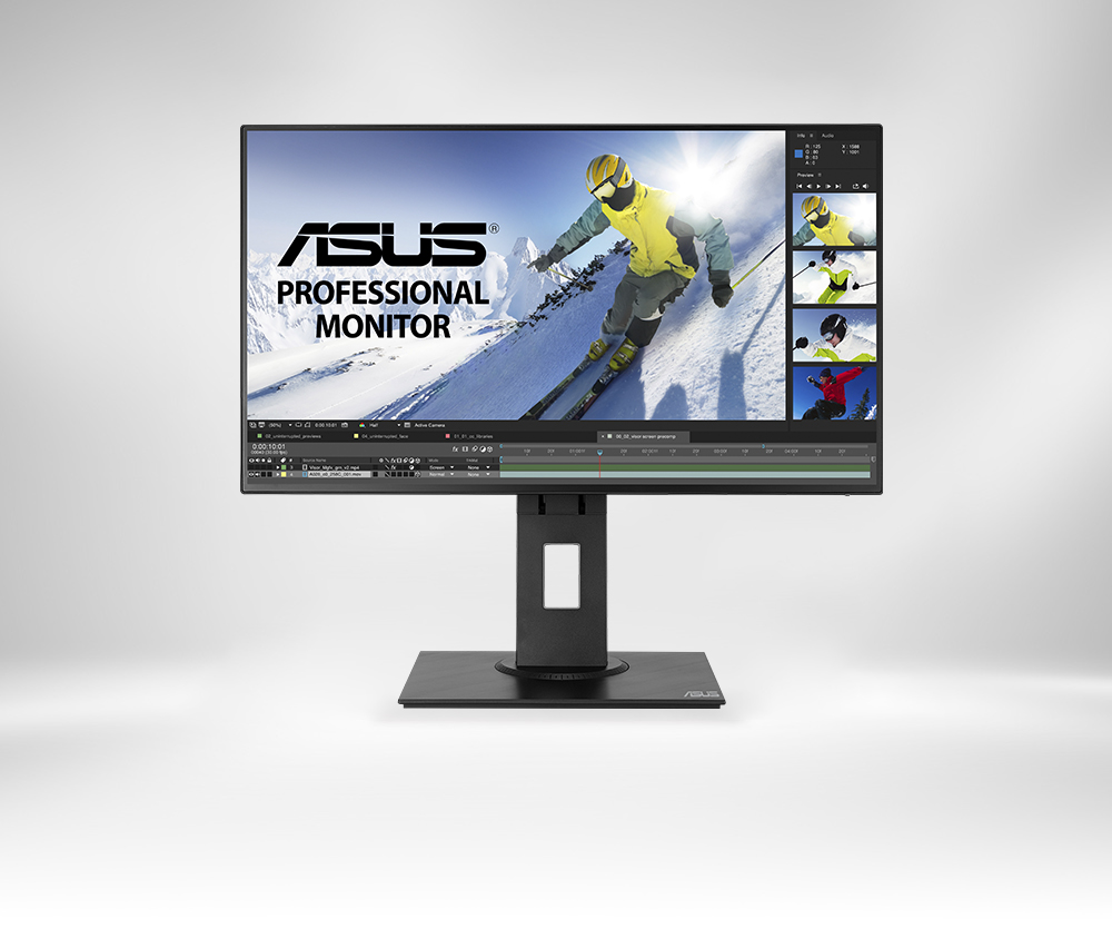 Pb247q Monitors Asus Global Ac Power Monitor With Led Display Proart Professional