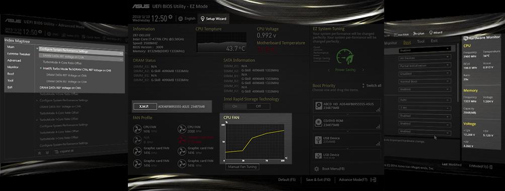 ASUS H97M-E Intel Graphics Driver