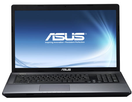 ASUS K95 seires with Palm Proof technology