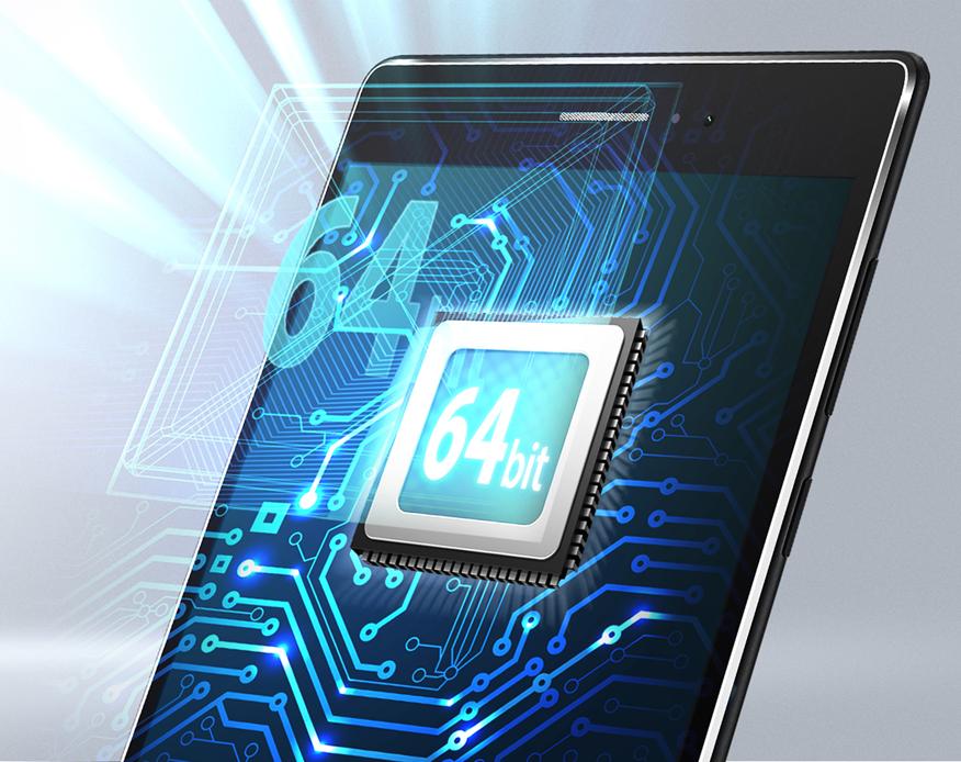 ASUS ZenPad™ è equipaggiato con vetro antigraffio Corning® Gorilla® per una resistenza ancora maggiore
