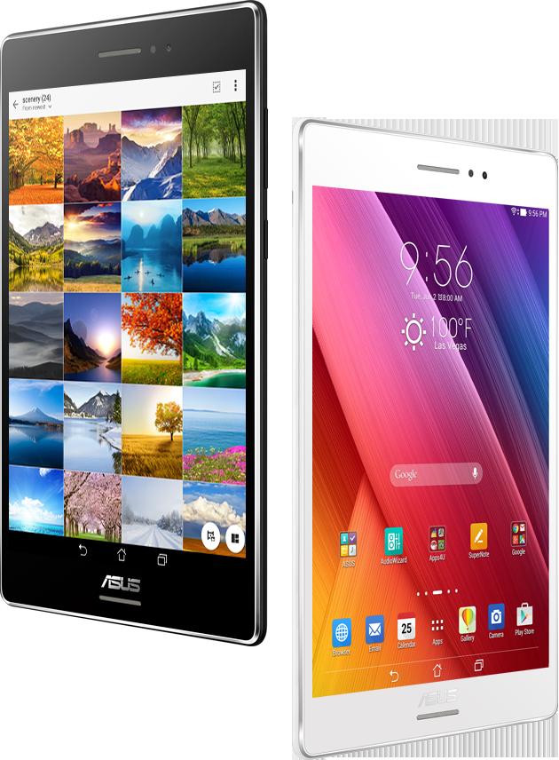 ASUS ZenUI presenta oltre 1.000 nuove funzioni rispetto al sistema operativo Android standard