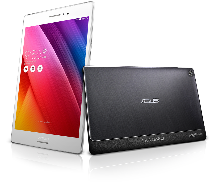 ASUS ZenPad: All Possible Rates