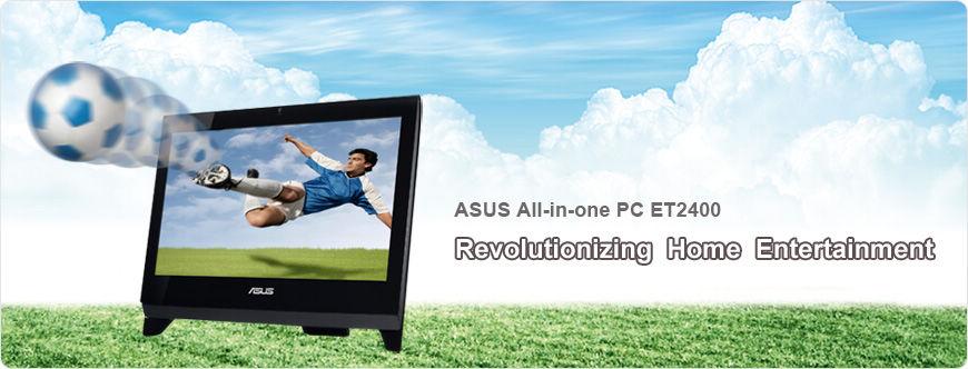 Asus ET2400E Realtek Audio New