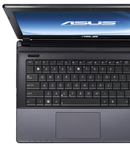 The ASUS X45 features several color choices to express your own style