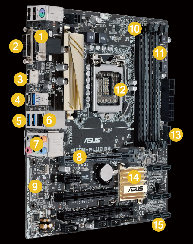 Download Driver: ASUS B150M-ET D3 Intel Graphics