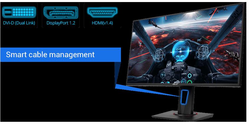 Màn Hình Gaming ASUS VG258Q 25