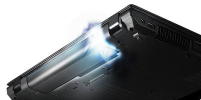 3- year warranty battery with ASUS Xpress Charge