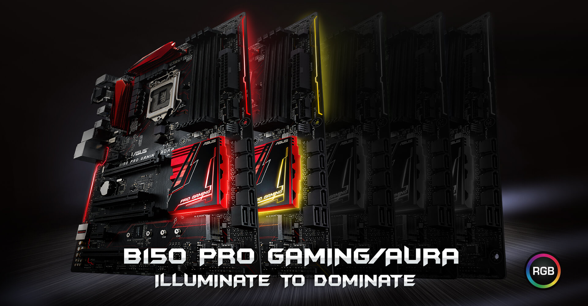 ASUS B150 PRO GAMING/AURA INTEL CHIPSET DRIVER