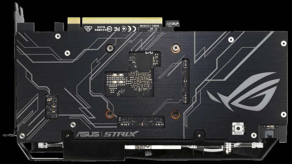 ROG Strix GeForce® GTX 1650 O4G GAMING
