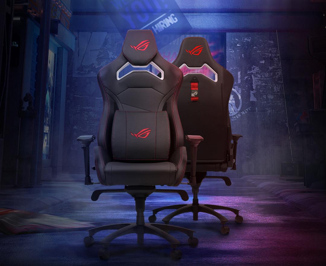 asus gaming stuhl
