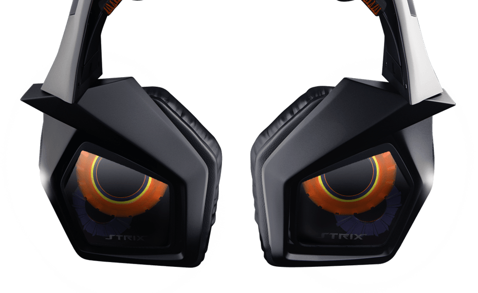Strix 7 1 Headphones Amp Headsets Asus Usa