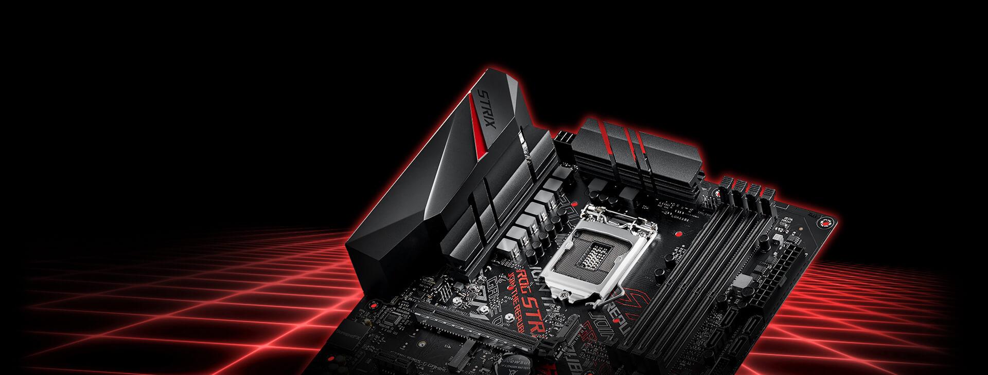 Mainboard ASUS ROG STRIX B365-G GAMING, LGA 1151, DDR4x4