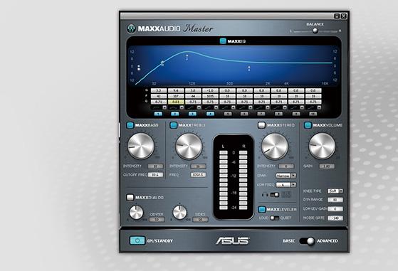 MaxxAudio Master professional audio tuning