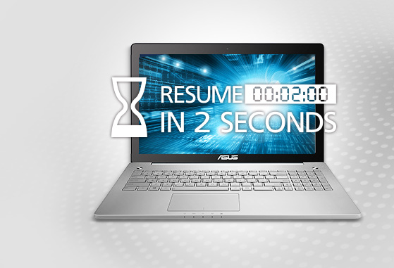 Top-speed performance and fast resume
