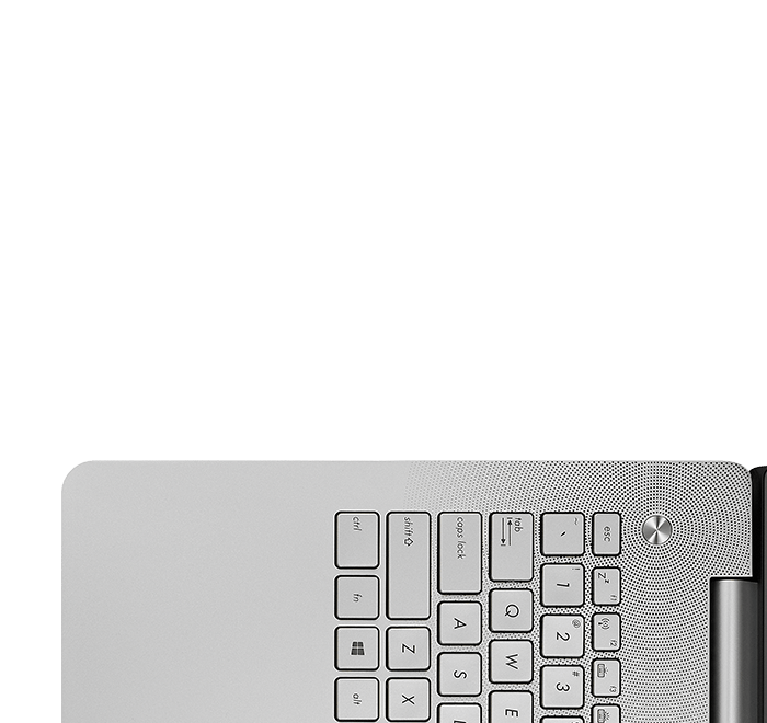 ASUS N550JA Keyboard Device Filter Driver