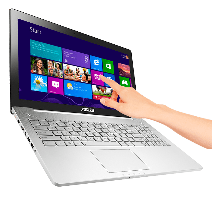 ASUS N550JA Touchpad Drivers Download (2019)