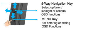 5 Way Navigation Key