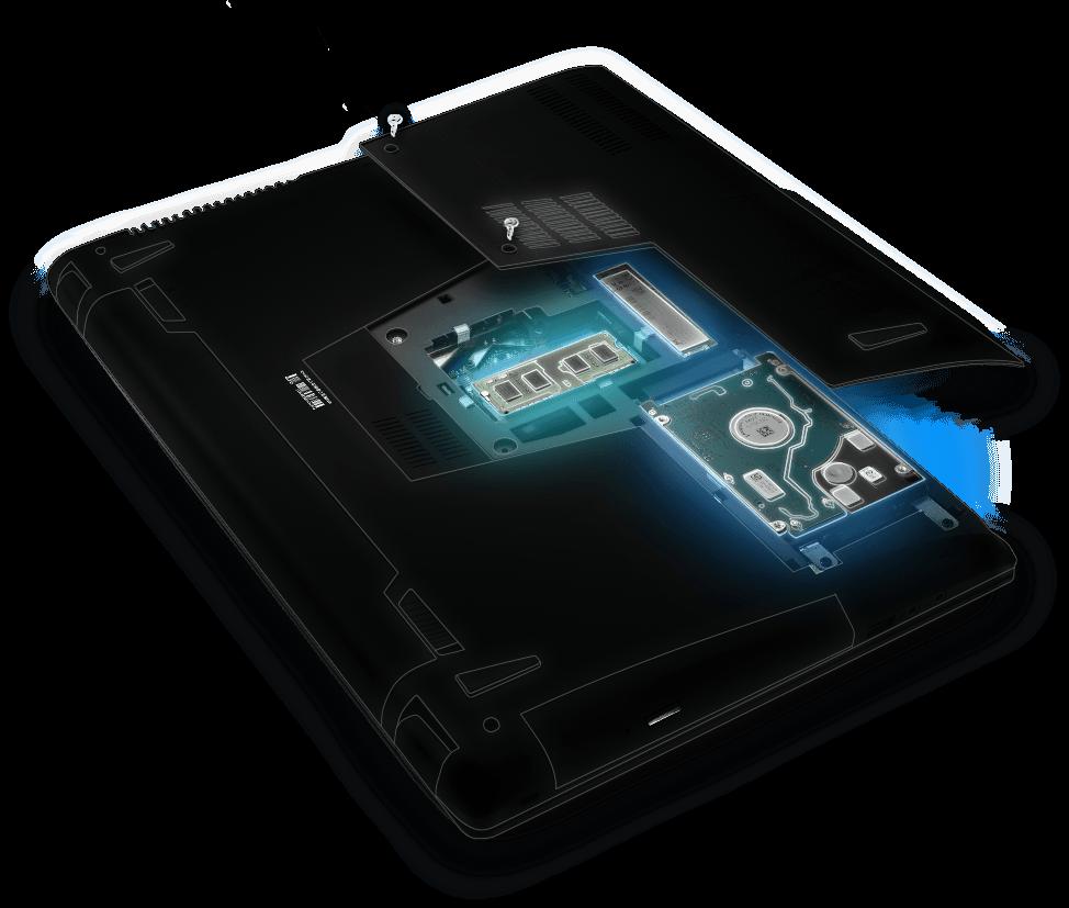 Rog Gl552vx Laptop Asus Indonesia Gl 552 X Dm409t Core I7 7700 4096mb 1tb N Vidia Gtx950 Gl552 Memiliki Sebuah Panel Yang Dapat Digeser Secara Mudah Untuk Memberikan Akses Mengupgrade Instan Dan Memori Lebih Cepat Maupun