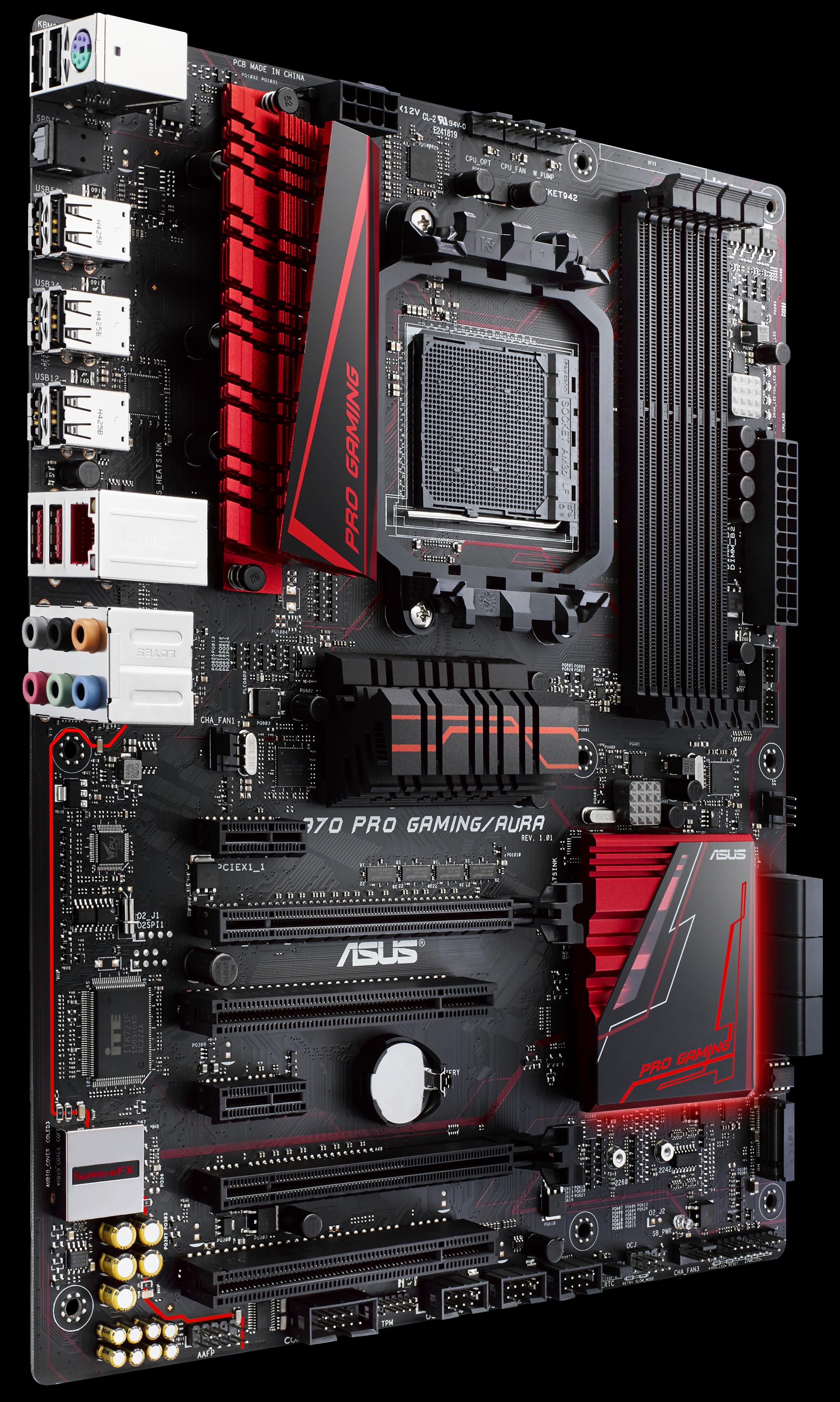 BIOS Chip ASUS 970 PRO GAMING//AURA