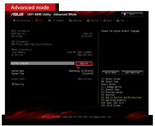 asus 970 pro gaming aura firmware update