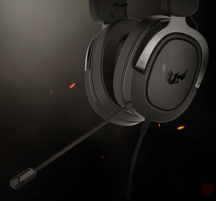 TUF GAMING H3 | Headphones & Headsets | ASUS Global