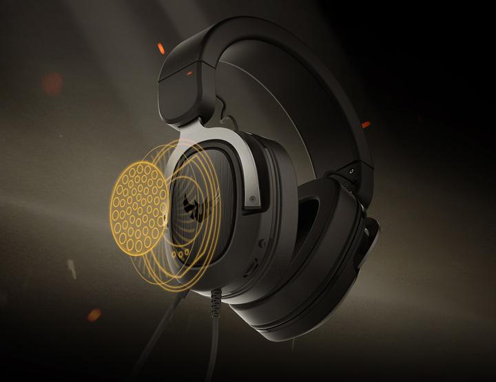 TUF GAMING H3 | 耳機| ASUS 台灣